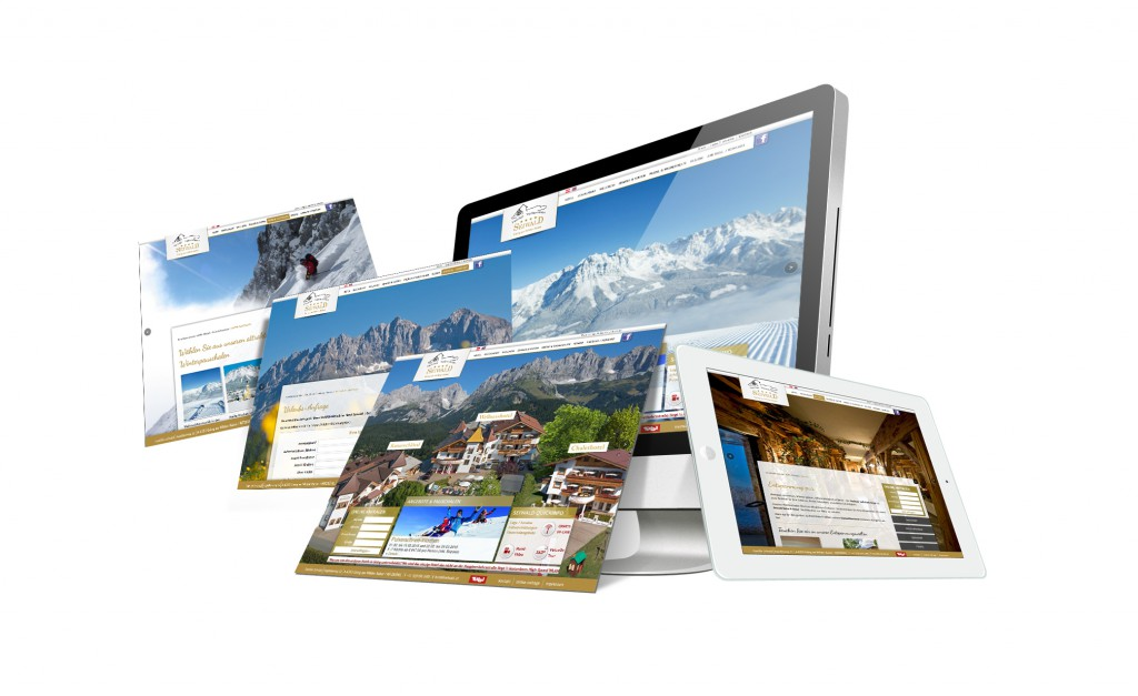 SOFTCON Webdesign Tourismus Package