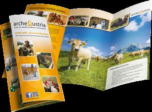 Folder Arche Austria