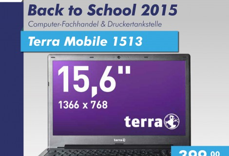 Back to School Angebote 2015