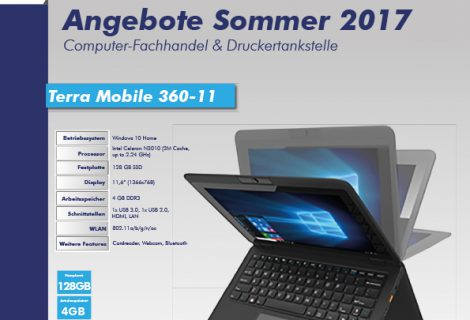 SOFTCON Sommerangebote 2017