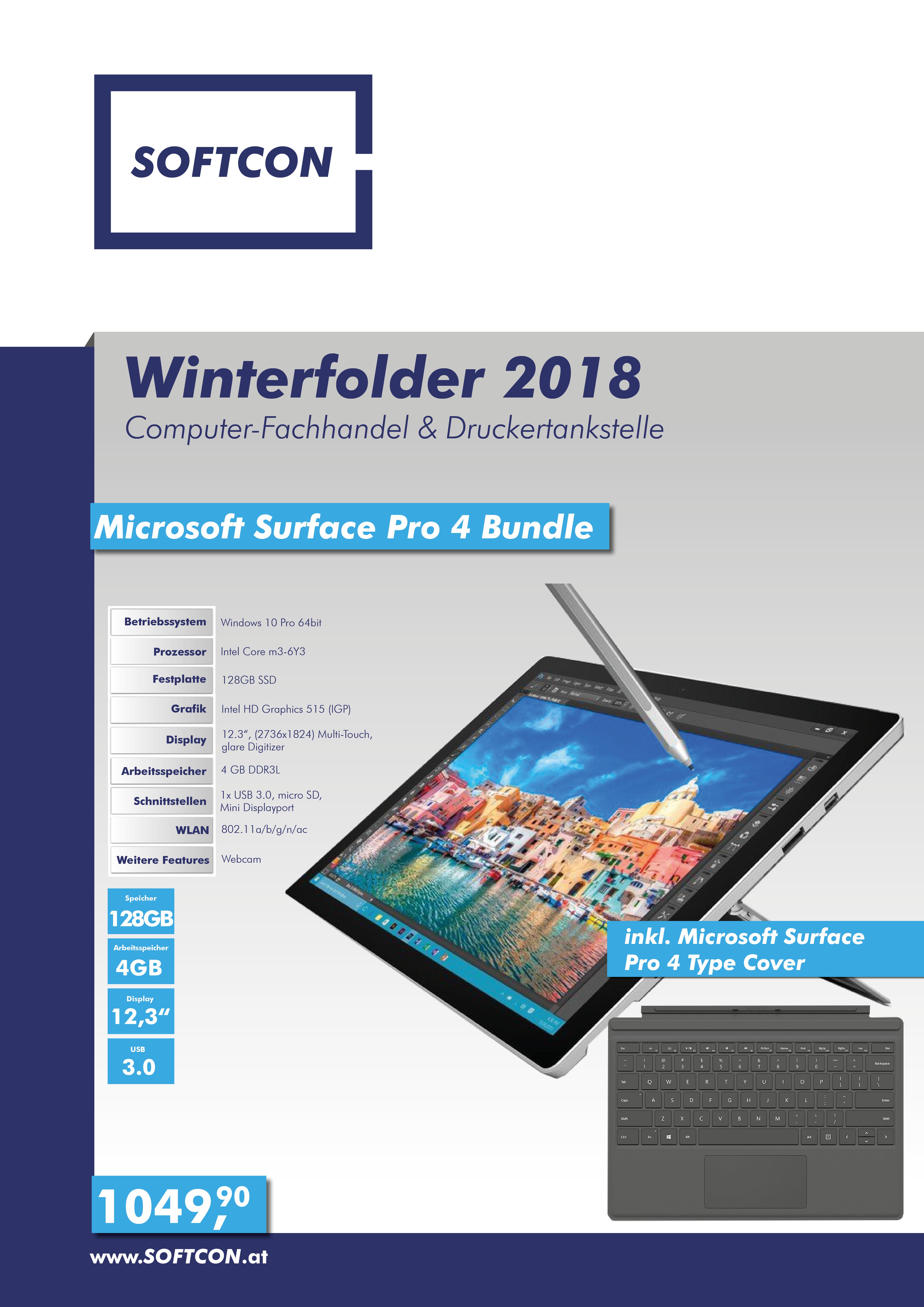 SOFTCON Winterfolder 2018