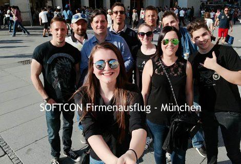 SOFTCON Firmenausflug – München