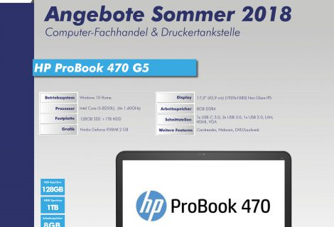 SOFTCON Angebote Sommer 2018