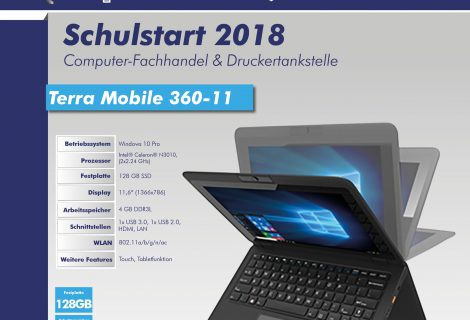 SOFTCON Schulstart 2018
