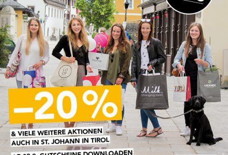 SOFTCON Shoppingday 4. Oktober 2018