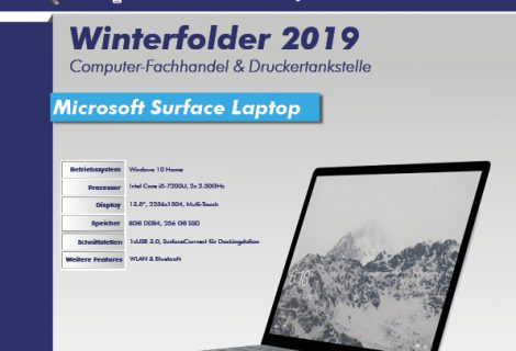 SOFTCON Winterfolder 2019