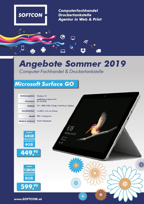 SOFTCON Angebote Sommer 2019