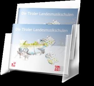 Folder Leitbild Tiroler Musikschulwerk
