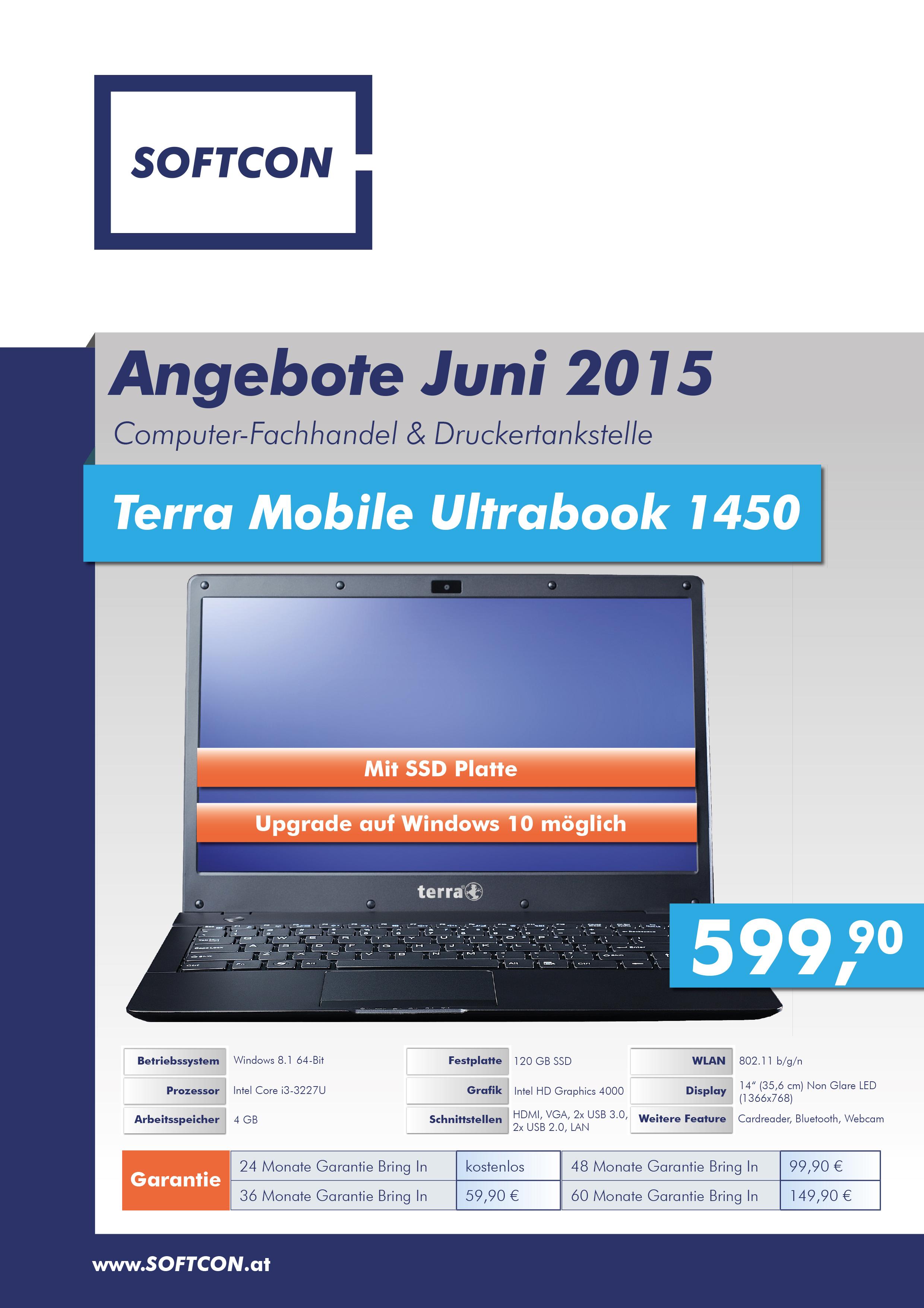 Softcon Angebote Juni 2015