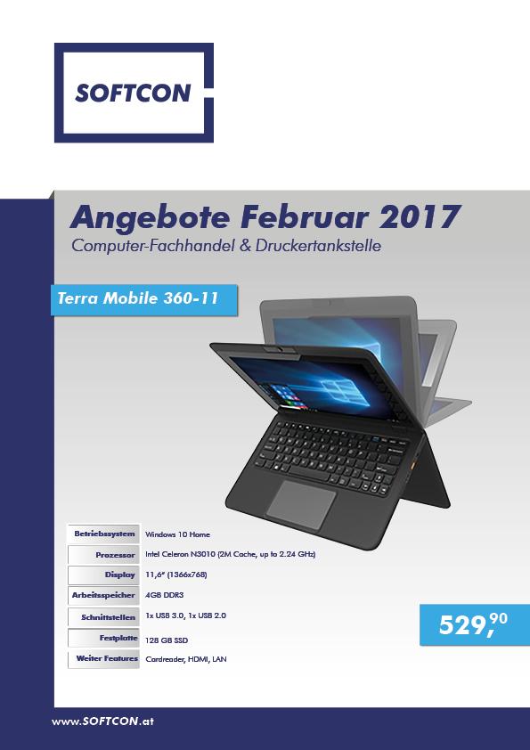 SOFTCON Angebote Februar 2017