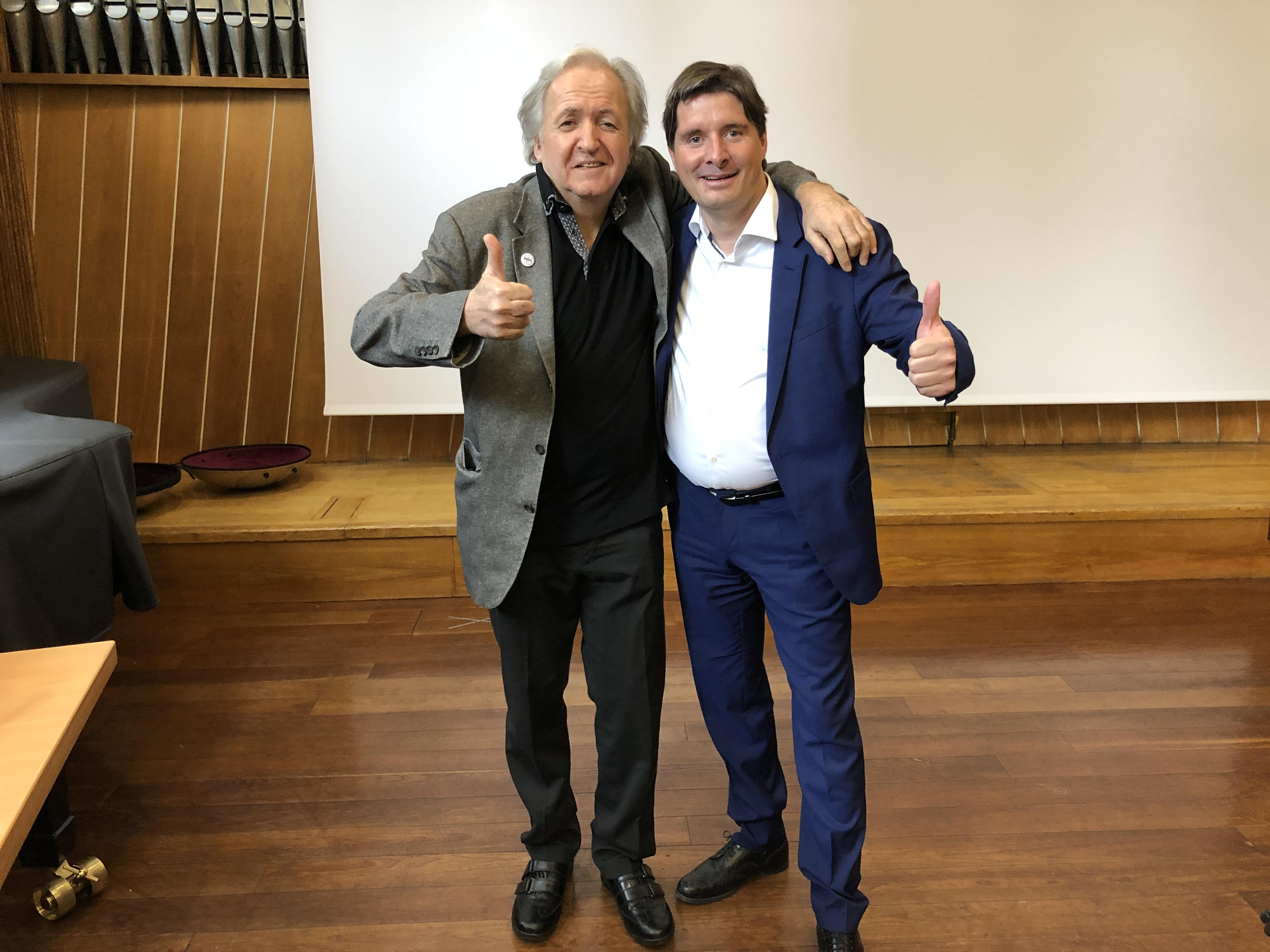 MONLINE und MO2GO für das Konservatorium Graz