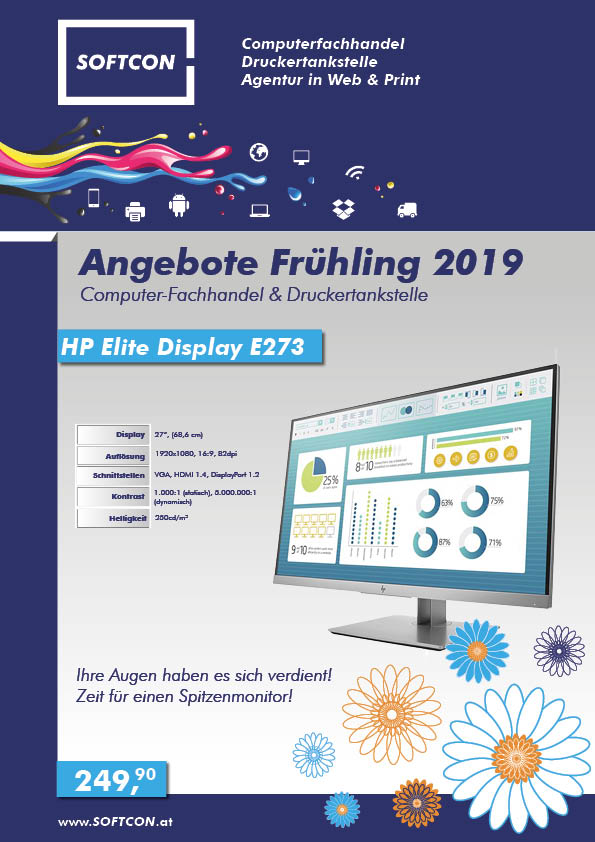 SOFTCON Angebote Frühling 2019