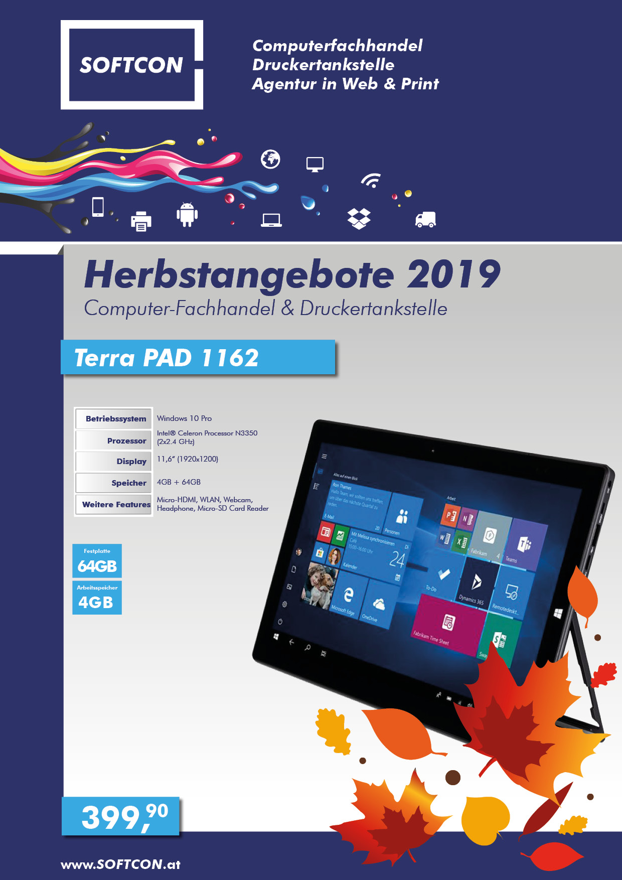 SOFTCON Herbstangebote 2019