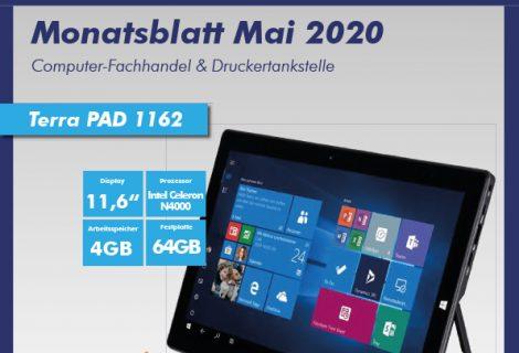 Monatsblatt Mai 2020