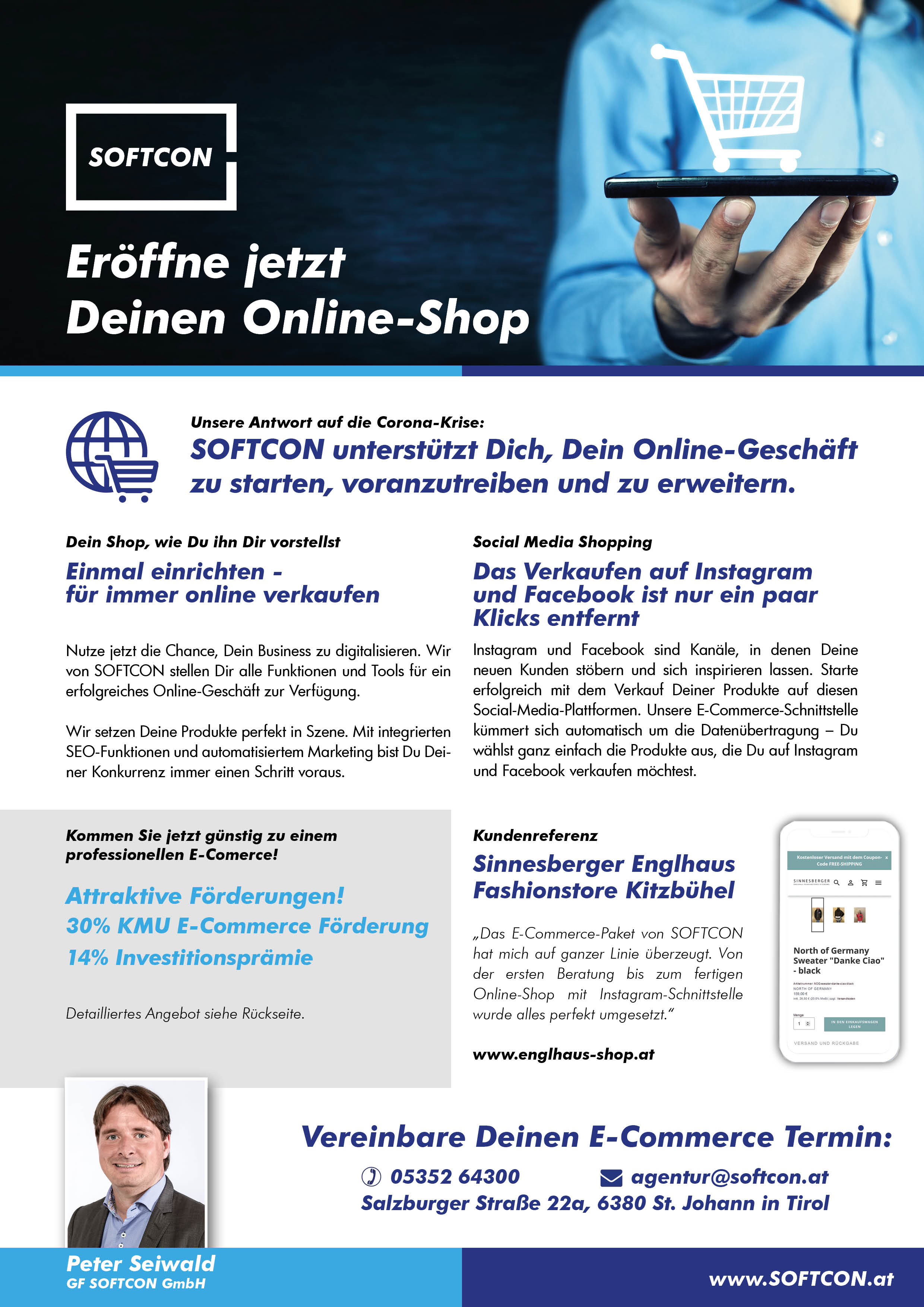 SOFTCON E-Commerce Business Paket