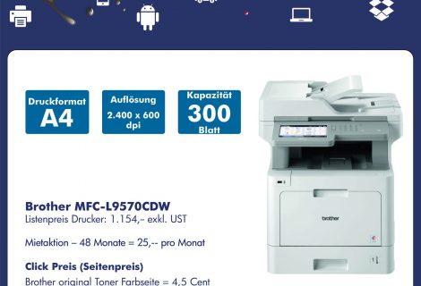 SOFTCON-Mietdrucker