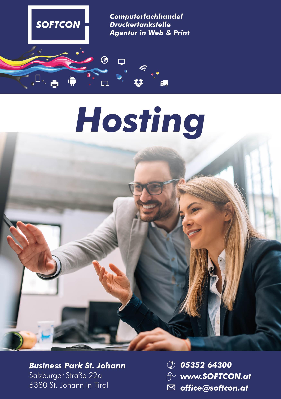 SOFTCON Hosting Angebote